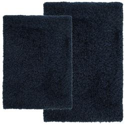 Chesapeake Merchandising 2-pc. Microfiber Bath Rug Set