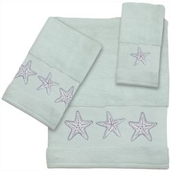 Coastal Seascape Bath Towel Collection
