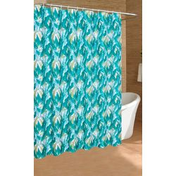 Caribbean Joe Tortuga Shower Curtain