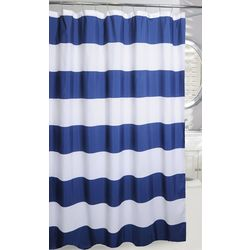 Moda At Home Rail Stripe Shower Curtain