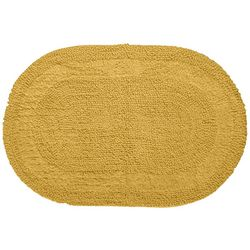 Moda At Home Serene Oval Bath Rug