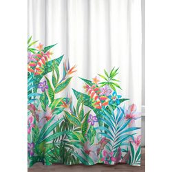Caro Home Costa Rica Tropical Shower Curtain