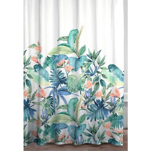 Caro Home Maui Jungle Shower Curtain