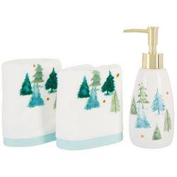 Lenox 3-pc. Balsam Lotion Pump & Towel Set