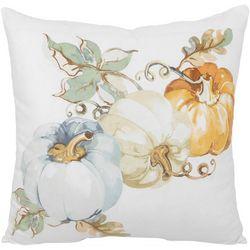 Arlee Watercolor Pumpkin Decorative Pillow