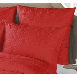 Brighten the Season Red Venice Pillow Sham