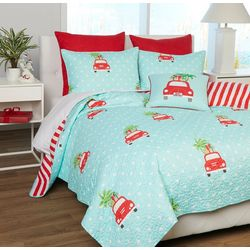 Brighten the Season Palmer Bug Quilt Set