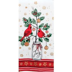 Kay Dee Designs Christmas Cardinal Kitchen Towel
