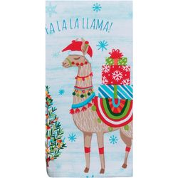 Kay Dee Designs Fa La La Llama Kitchen Towel