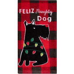 Ritz Feliz Naughty Dog Kitchen Towel