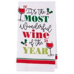 Ritz Most Wonderful Wine Kitchen Towel
