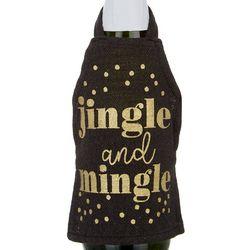 Ritz Jingle and Mingle Wine Bottle Apron
