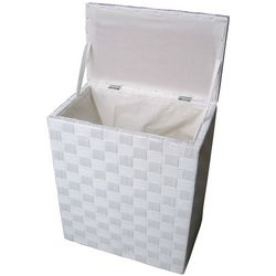 Baum Liberty Standard 24-Ply Natural Cord Laundry Hamper