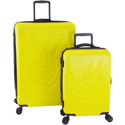 Body Glove Redondo Solid 2-pc. Luggage Set