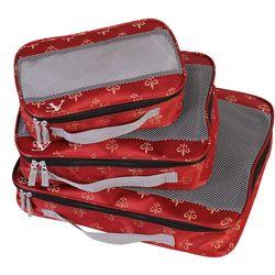 American Flyer Fleur De Lis Perfect Packing Set