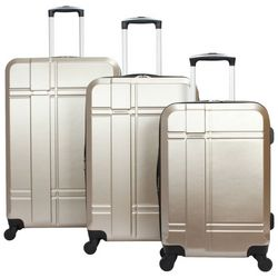 Isaac Mizrahi Conway 3-pc. Hardside Luggage Set