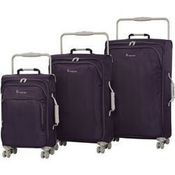 it Luggage Worlds Lightest 3-pc. New York Luggage Set