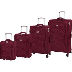 it Girl 4-pc. Timeless Expandable Spinner Luggage Set