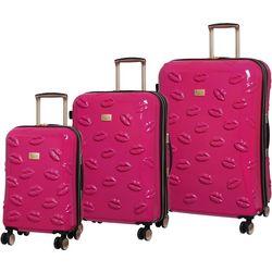 it Girl Smooch 3-pc. Hardside Spinner Luggage Set