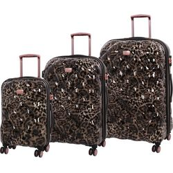 it Girl 3-pc. Opulent Hardside Spinner Luggage Set