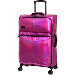 it Girl 26'' Spellbound Holographic Expandable Luggage