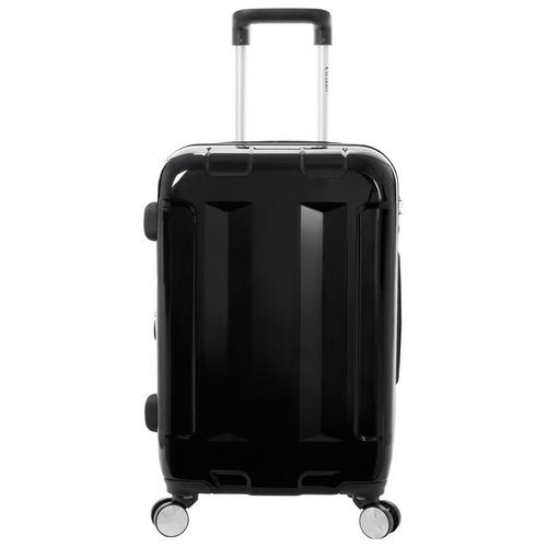 Chariot Cinco 20 Inch Hardside Spinner Carry On Navy