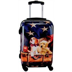 Chariot 20'' Freedom Pups Hardside Spinner Luggage