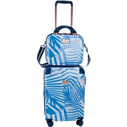 Chariot 2-pc. Park Avenue Fern Luggage & Beauty