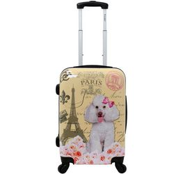 Chariot 20'' Paris Hardside Spinner Luggage