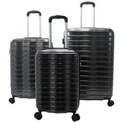 Chariot 3-pc. Wave Hardside Luggage Set