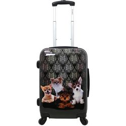 Chariot 20'' Doggies Hardside Spinner Luggage