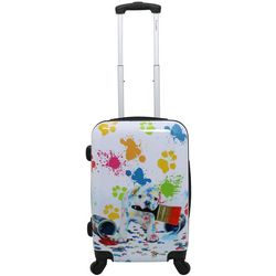 Chariot 20'' Paint Puppy Hardside Spinner Luggage