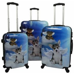Chariot 3-pc. Dream Hardside Luggage Set