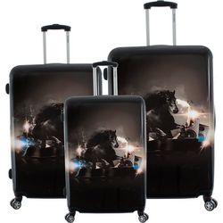 3-pc. Stallion Hardside Luggage Set