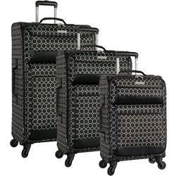 Nine West Adventurer 3-pc. Spinner Luggage Set