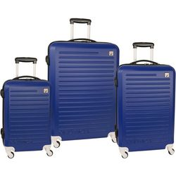 Nautica 3-pc. Tide Beach Hardside Luggage Set