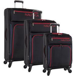Nautica Ashore 3-pc. Spinner Luggage Set