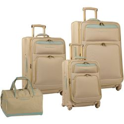 Tommy Bahama Bahama Mama 4-pc. Luggage Set