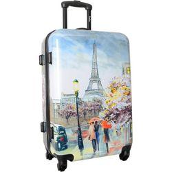 Wembley 24'' Live It Up Paris Hardside Spinner Luggage