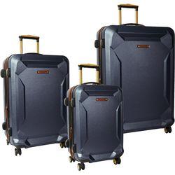 Timberland Fort Stark 3-pc. Hardside Luggage Set