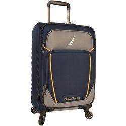Nautica Dockyard 20'' Expandable Spinner Luggage