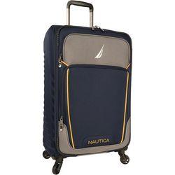 Nautica Dockyard 24'' Expandable Spinner Luggage