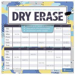 TF Publishing 2020 Dry Erase Wall Calendar
