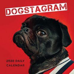 TF Publishing 2020 Dogstagram Daily Desktop Calendar