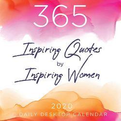 TF Publishing 2020 365 Inspiring Women Desktop Calendar