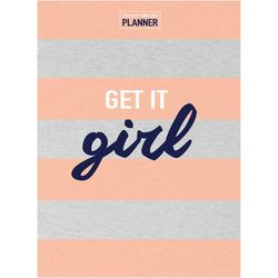TF Publishing 2019-2020 Get It Girl Medium Monthly Planner