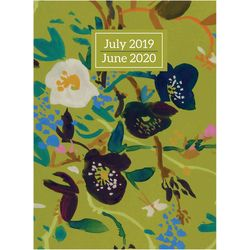 TF Publishing 2019-2020 Floral Blooms Medium Monthly Planner