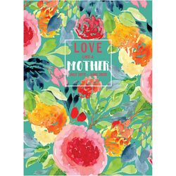 TF Publishing 2019-2020 Mother Love Medium Monthly Planner