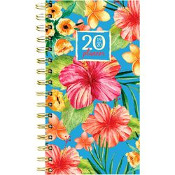 TF Publishing 2019-2020 Tropic Florals Monthly Planner