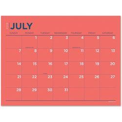TF Publishing 2019-2020 Full Color Mini Desk Pad